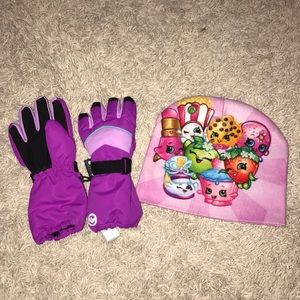 Other - Girls Thinsulate Gloves